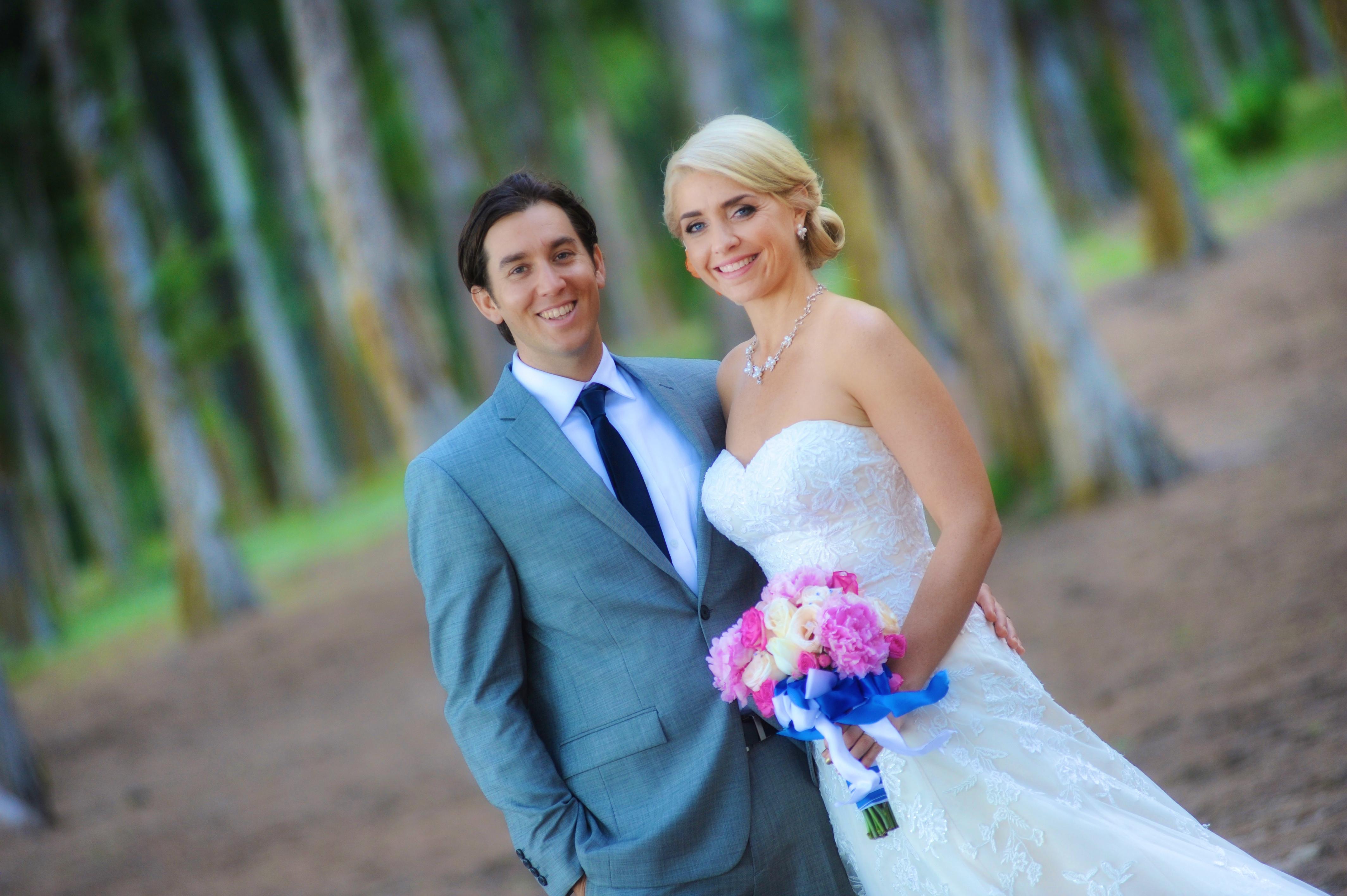 wedding In Hawaii with beautifull bride-59