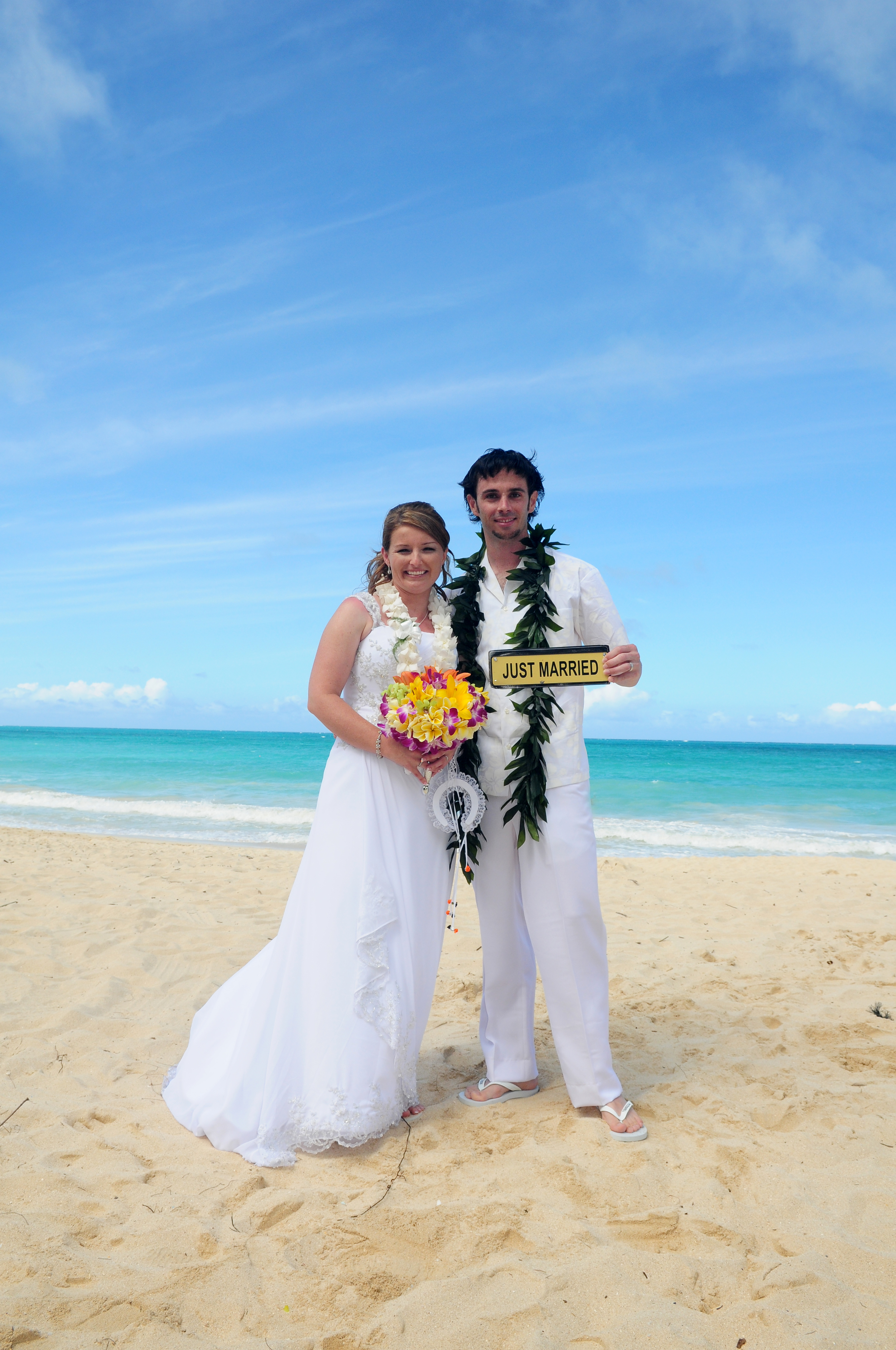 Hawaii Beach wedding photography 6
