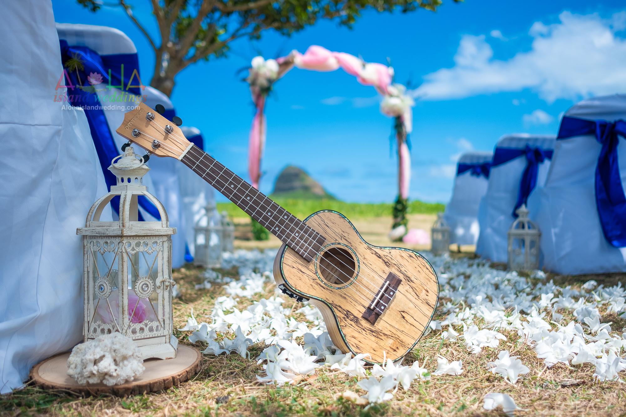 Hawaii weddings and events, Kualoa-4
