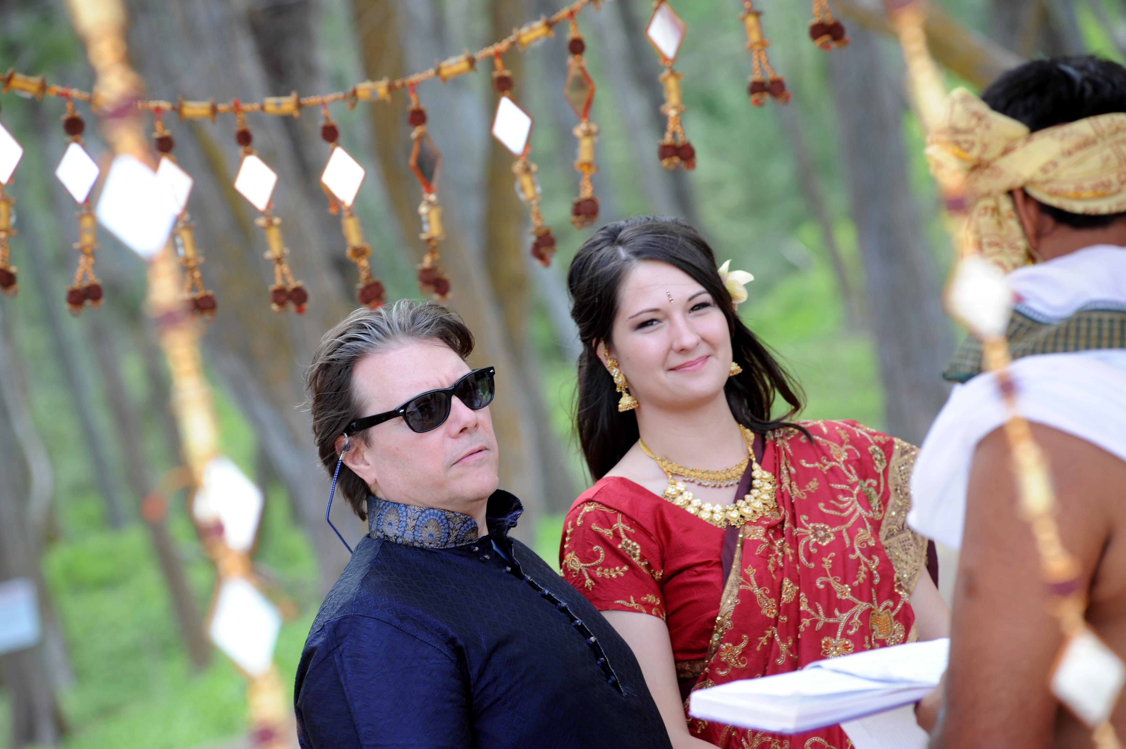 Hawaiian Indian Wedding Ceremony -29