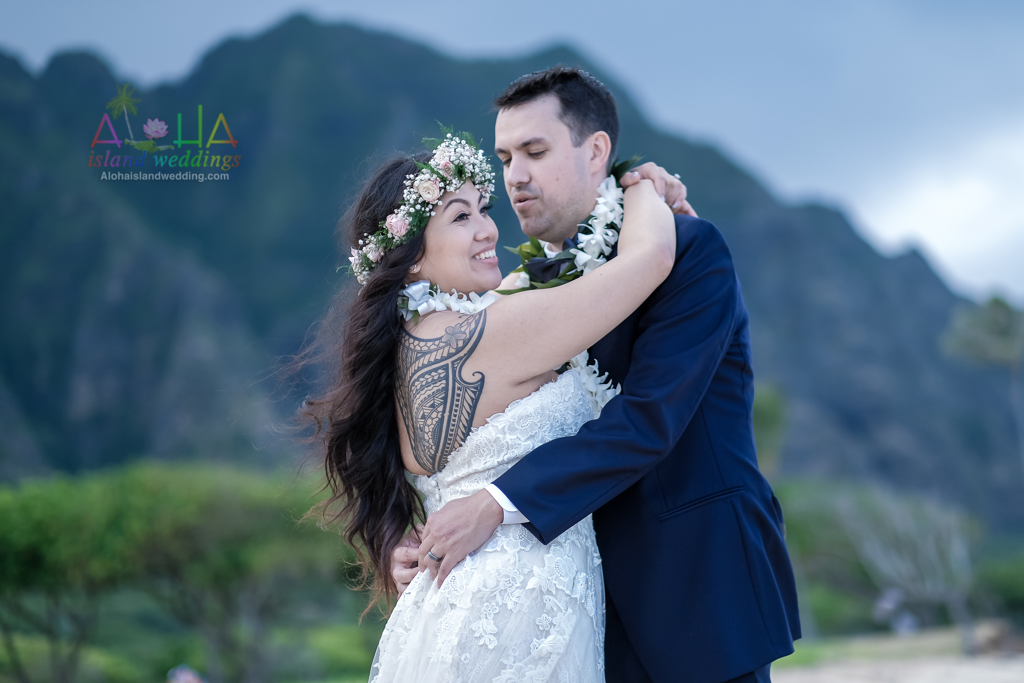 Hawaii weddings and events, Kualoa-19