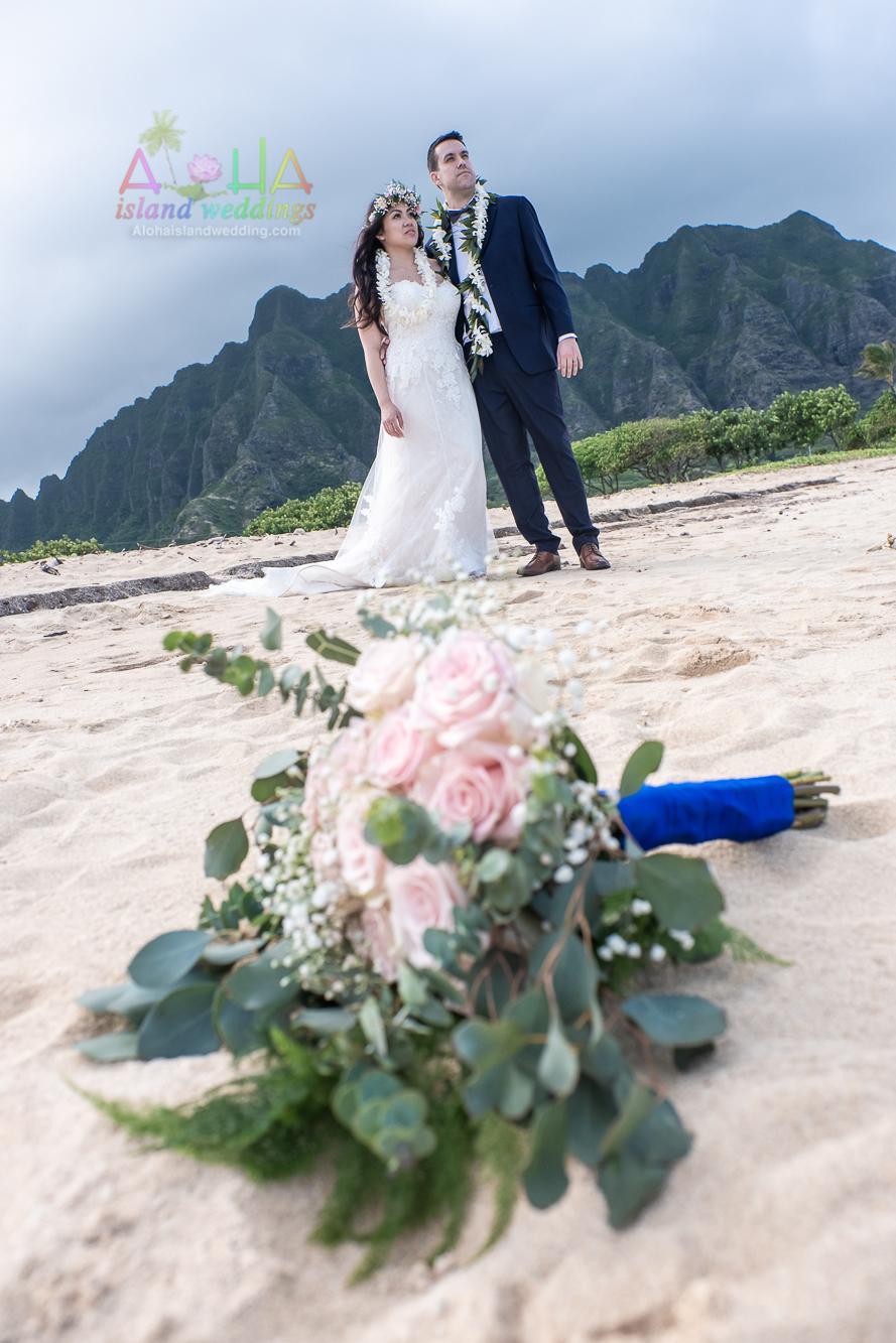Hawaii weddings and events, Kualoa-15