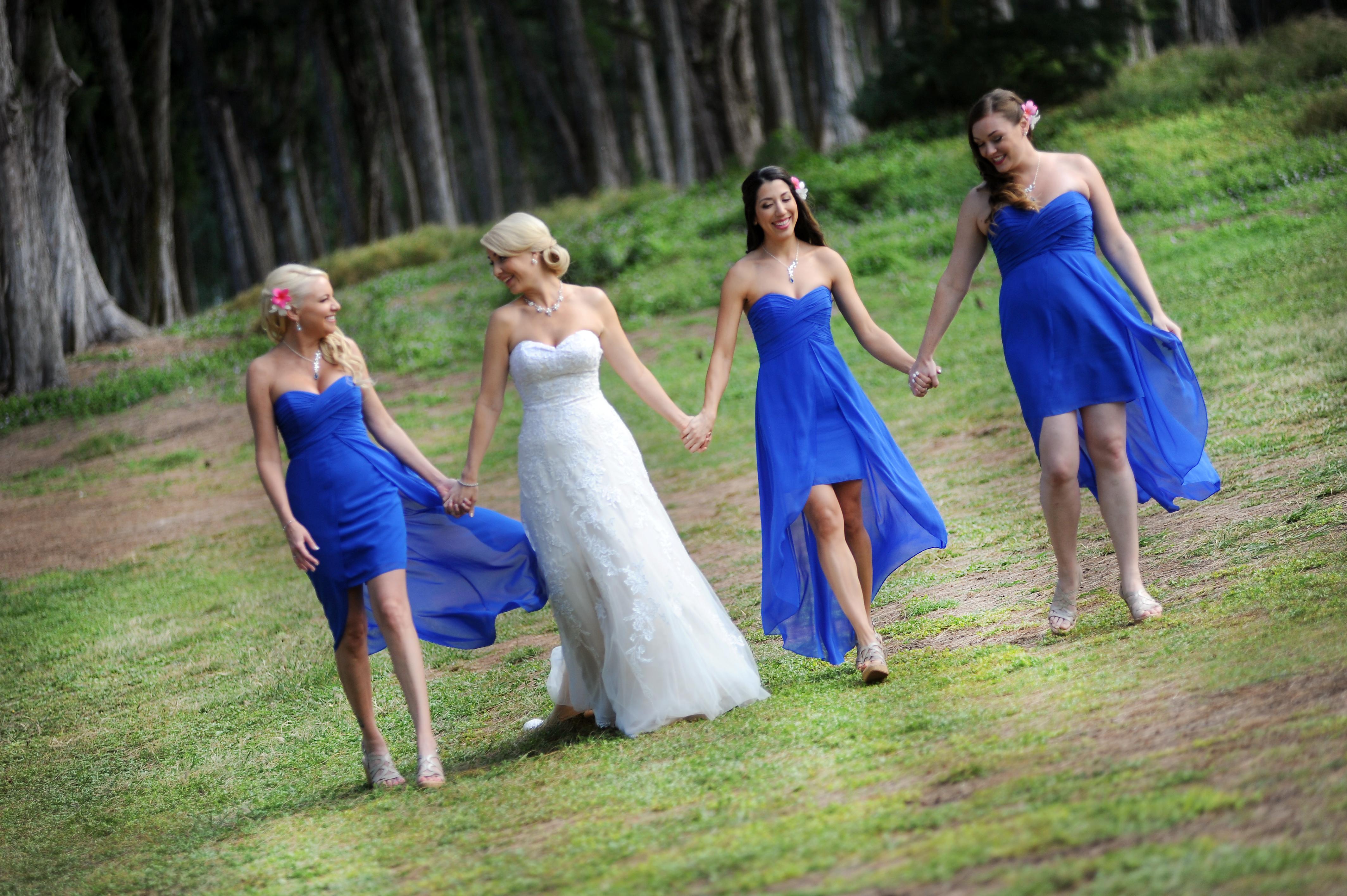 wedding In Hawaii -Bride -maids-23