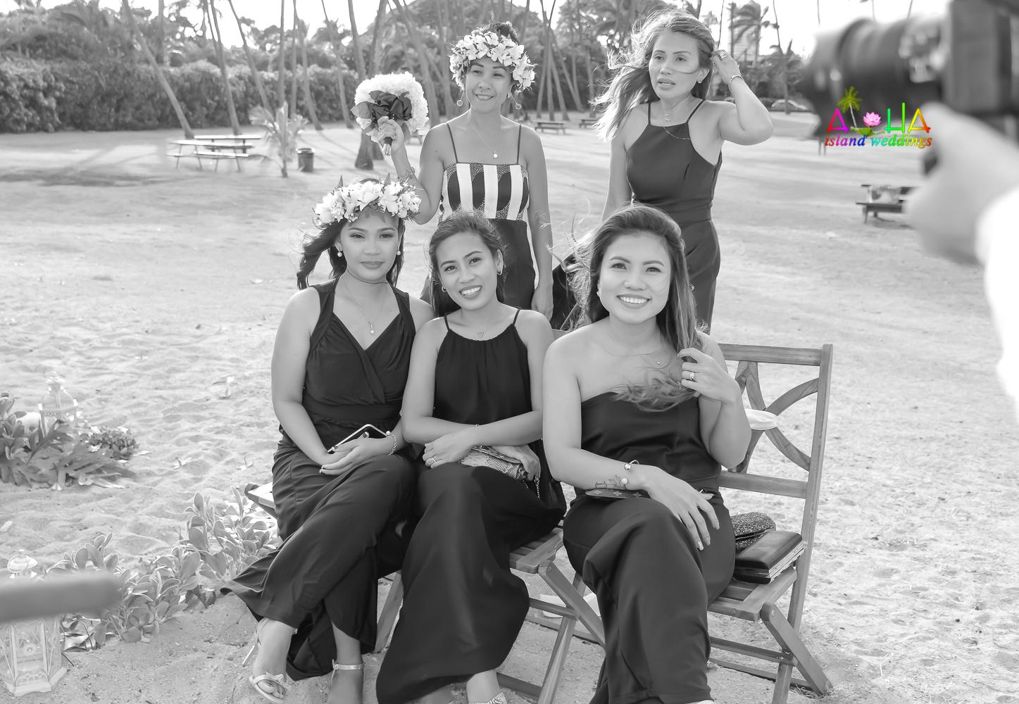 Waialae beach wedding-39
