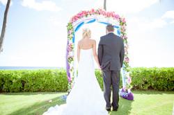 Hawaii wedding paradise cove 22