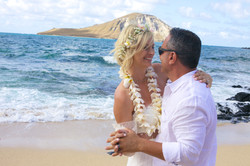 Vow Renewal in Hawaii -88