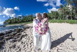 wedding or vow renewal site in the Ko Olina-21