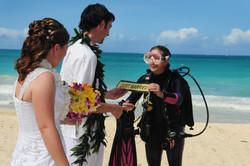 Hawaii Beach wedding photography 3