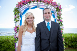 Hawaii wedding paradise cove 19