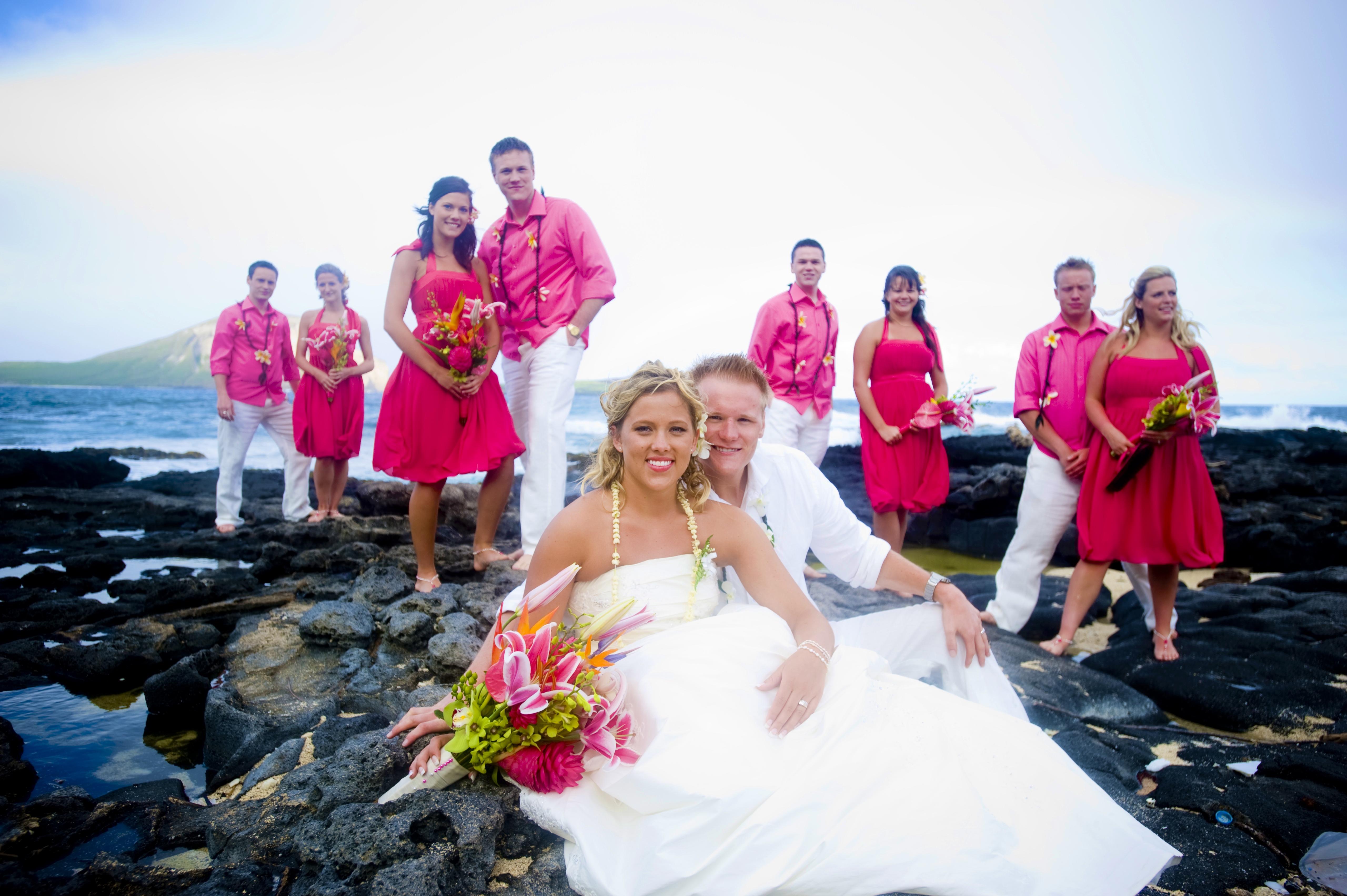 Natasha & Tyson's Wedding 59