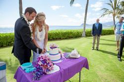 Wedding ceremony at paradise cove 6
