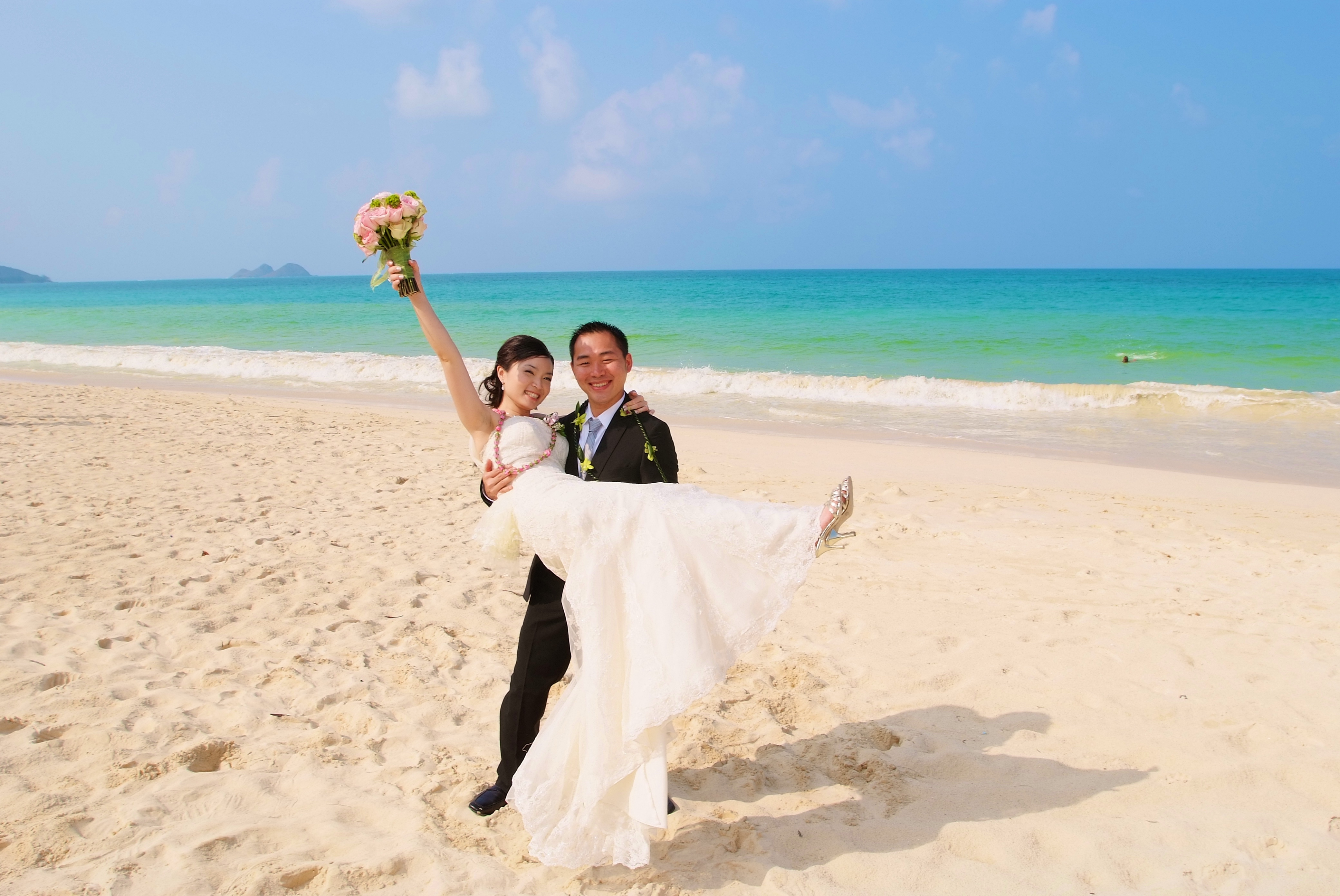 Wedding Picture in Hawaii -37