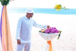 Oahu North shore wedding - 18
