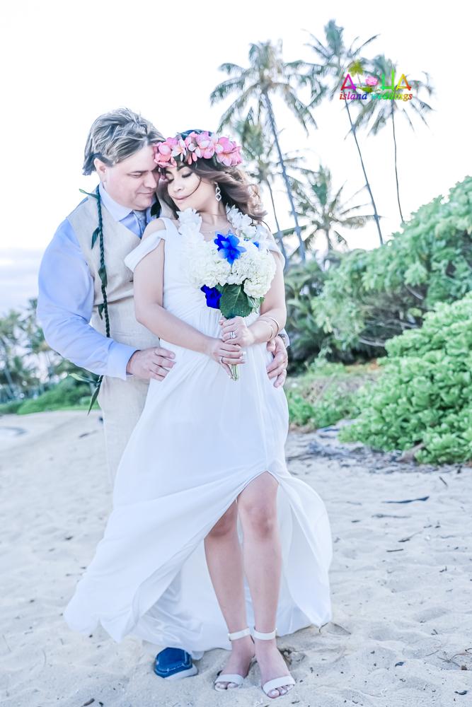 Waialae beach wedding-67