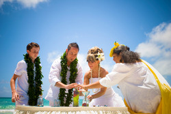 Sand ceremony -3
