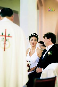 Hawaiian Church Wedding on Oahu-62