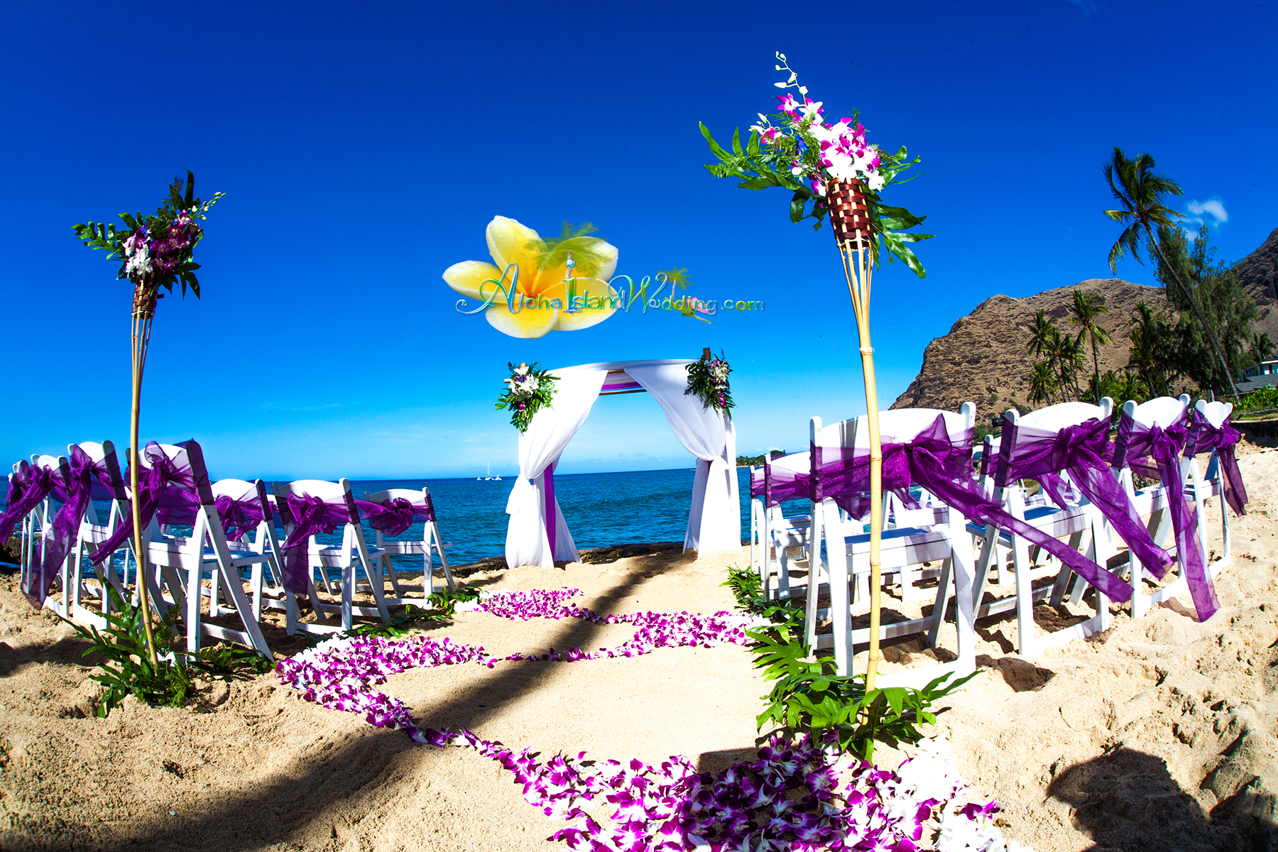 Hawaii Wedding Packages -1
