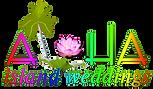 Logo White arch wedding in Hawaii