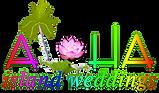 logo Hawaii flowers lotus