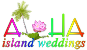 Hawaii wedding bouquet- logo