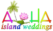 Logo mermaids wedding