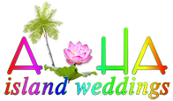 Hotel logo alohaislandweddings