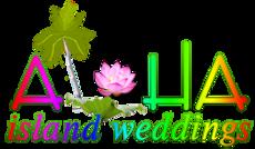 LOgo wedding - alohaislandweddings
