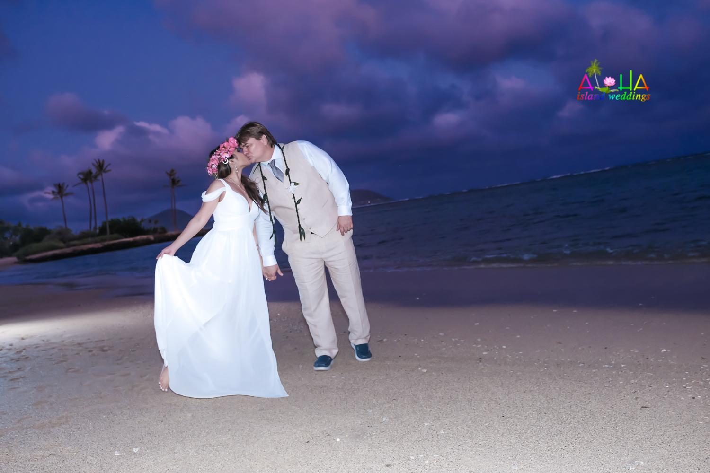 Waialae beach wedding-81