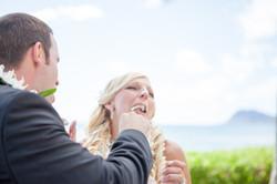 Wedding ceremony at paradise cove 15