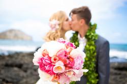 Hawaiian Wedding Pictre Romance -9