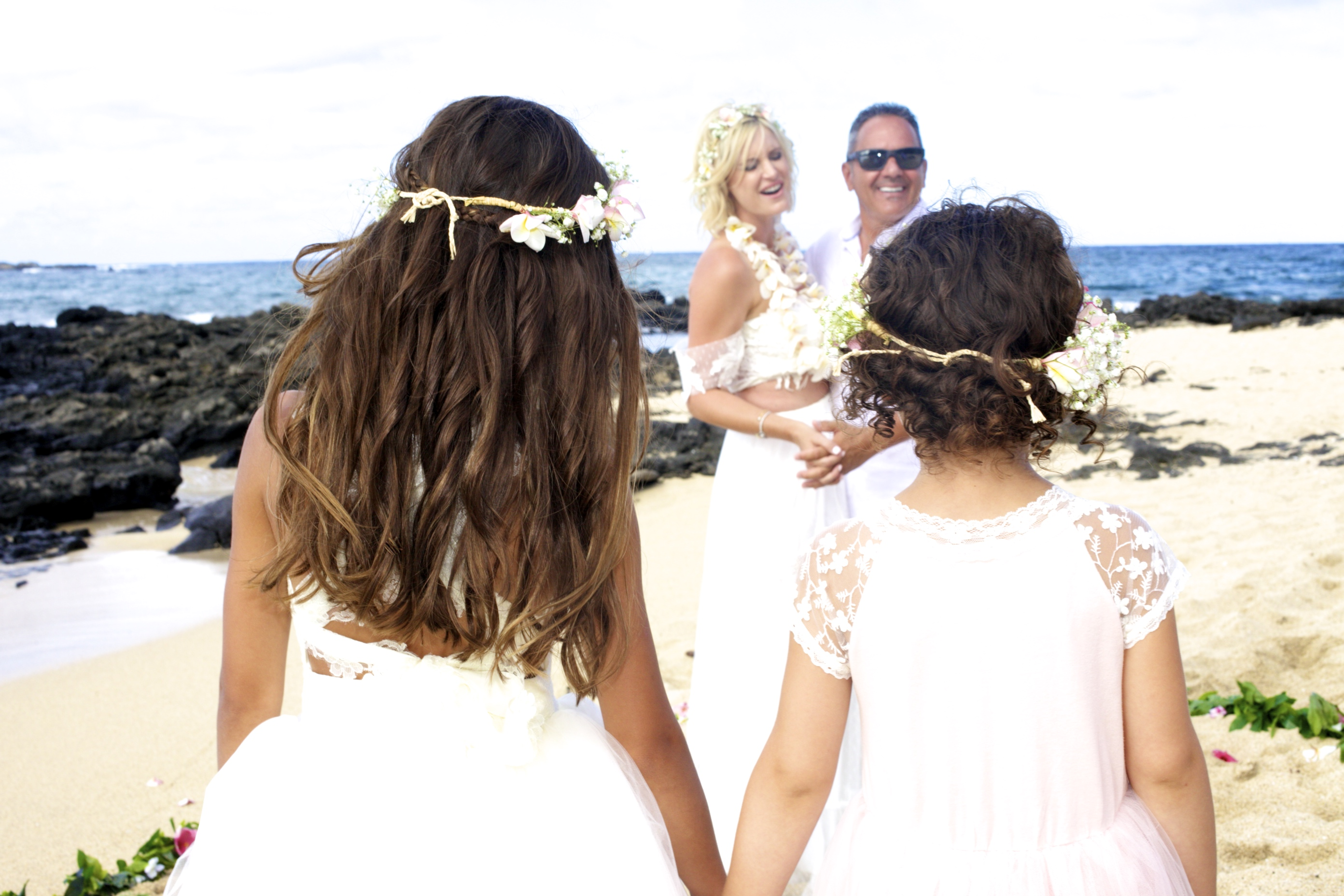 Vow Renewal in Hawaii -92