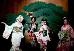 Kimono photography