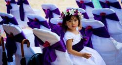 Hawaii wedding chair