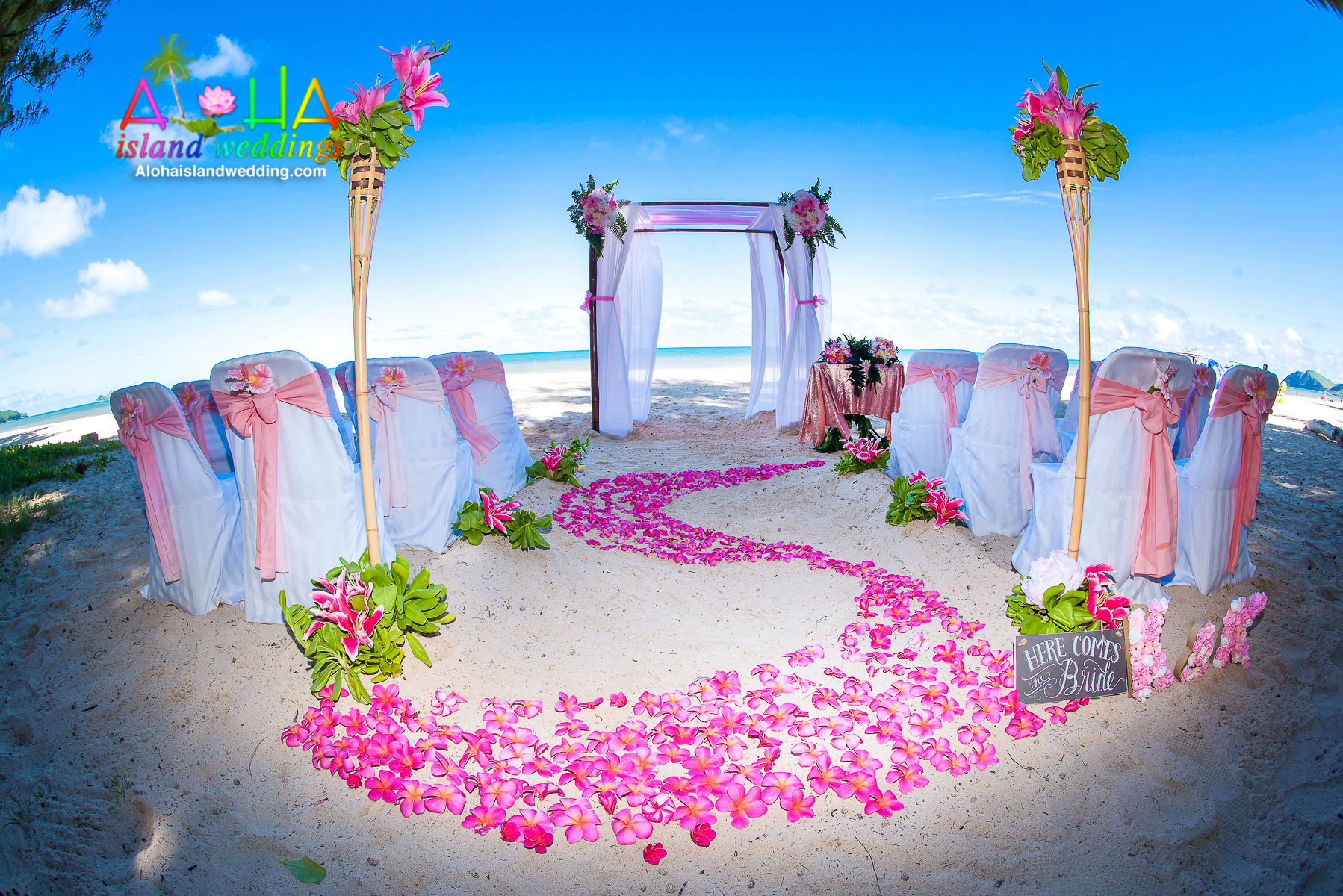 Hawaii Wedding Packages -24