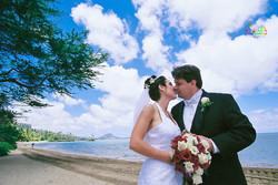 Dove Release wedding ceremony in Hawaii-10