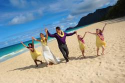 Hawaiian Wedding -167