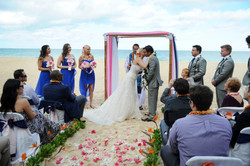 wedding In Hawaii - wedding ceremony-36