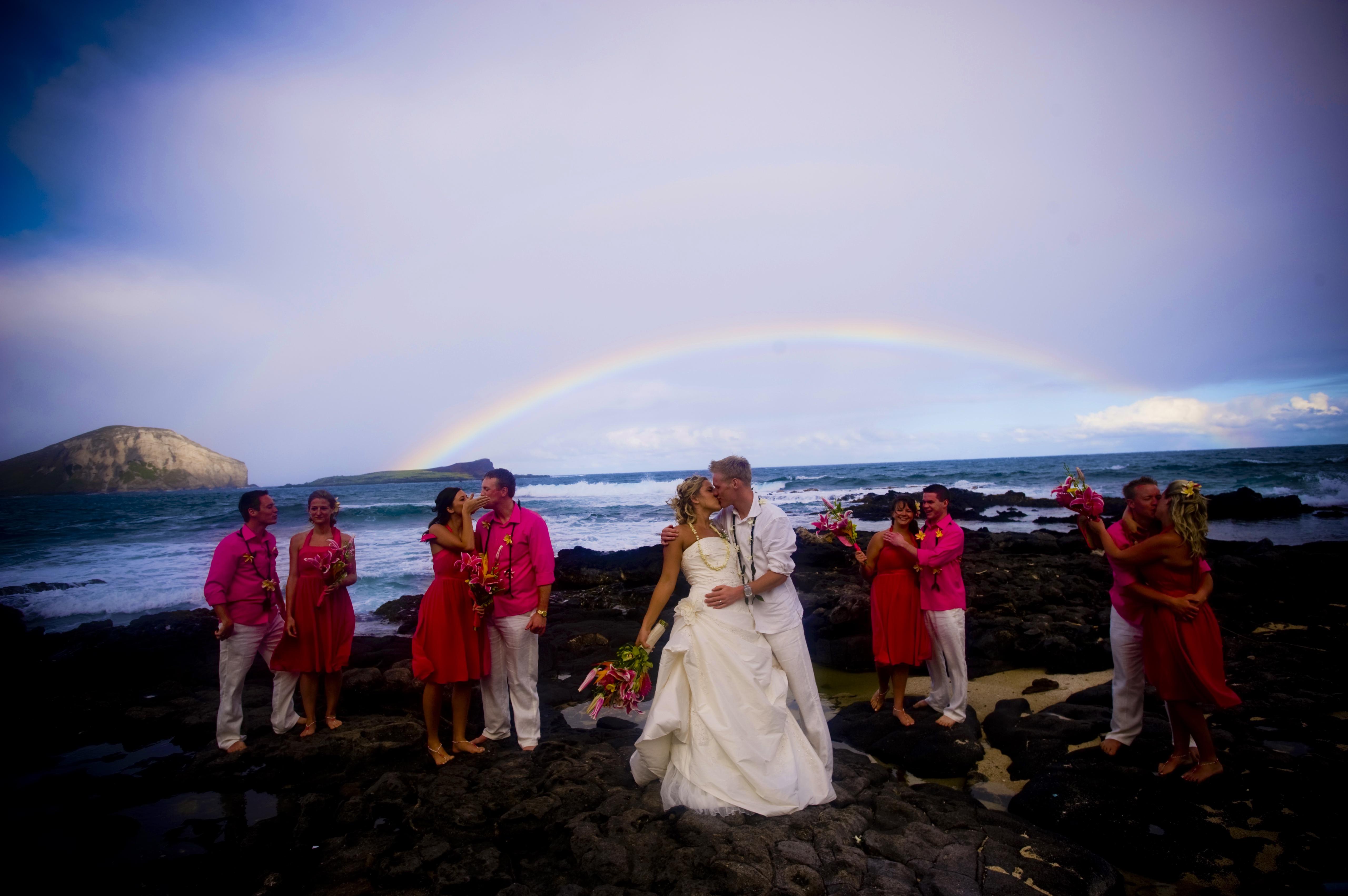 Natasha & Tyson's Wedding 56