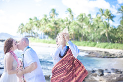 wedding or vow renewal site in the Ko Olina - 33