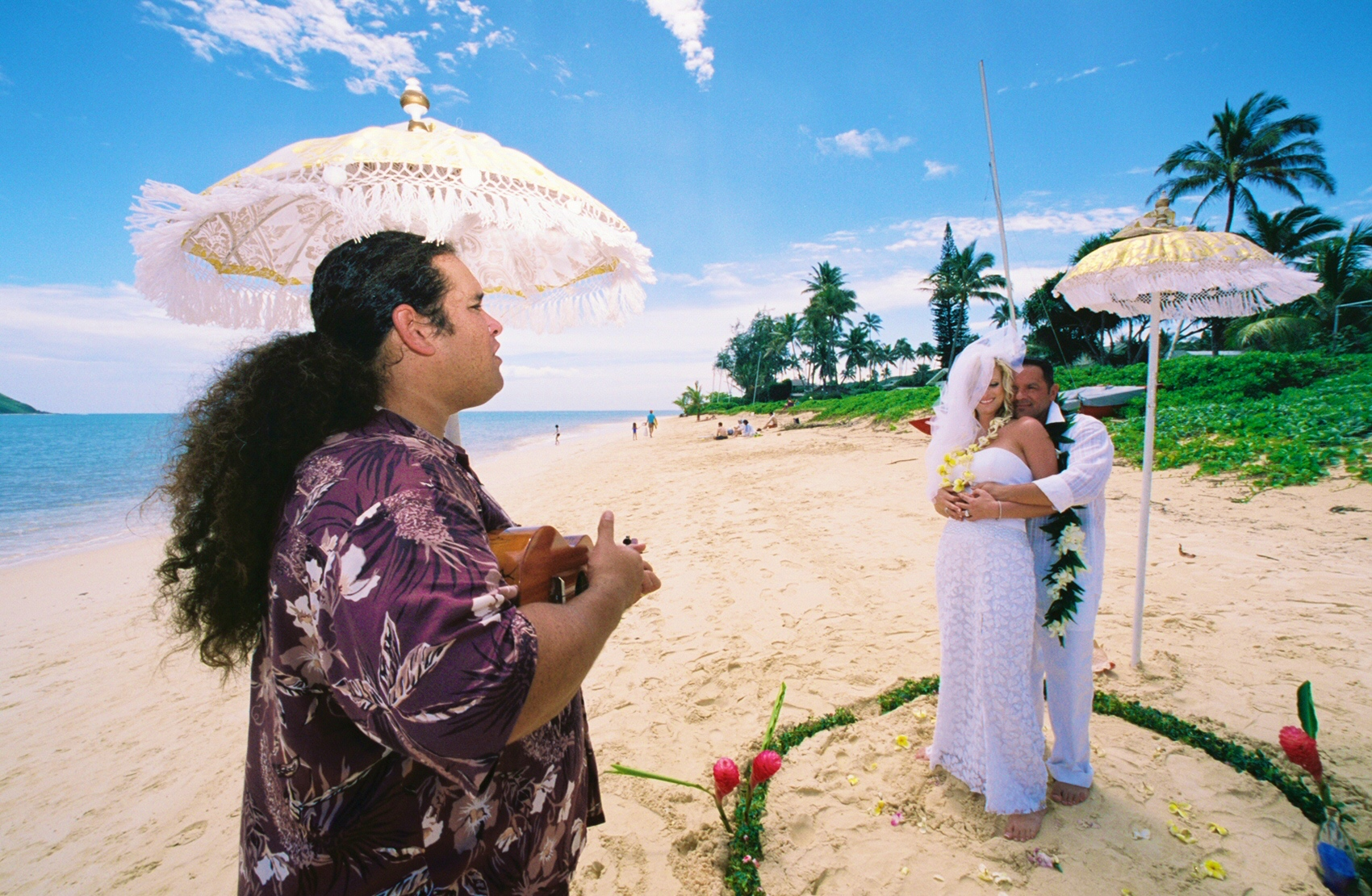 Alohaislandweddings- Lanikai wedding Picture -10