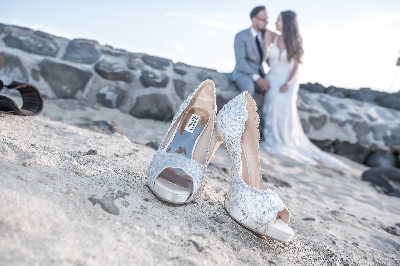 Magic island Hawaii beach wedding -28