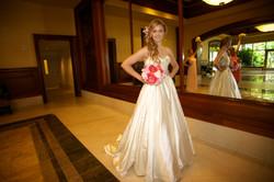 Hawaiian Wedding Pictre Ceremony -145