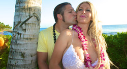 Beach wedding 8