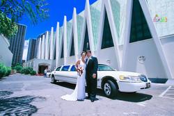 Hawaiian Church Wedding on Oahu-33