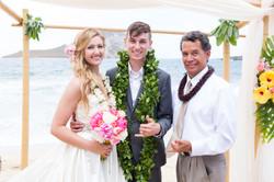 Hawaiian Wedding Ceremony -48