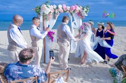 Waialae beach wedding-33