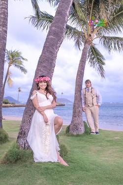Waialae beach wedding-78