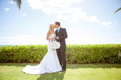 Hawaii wedding paradise cove 28