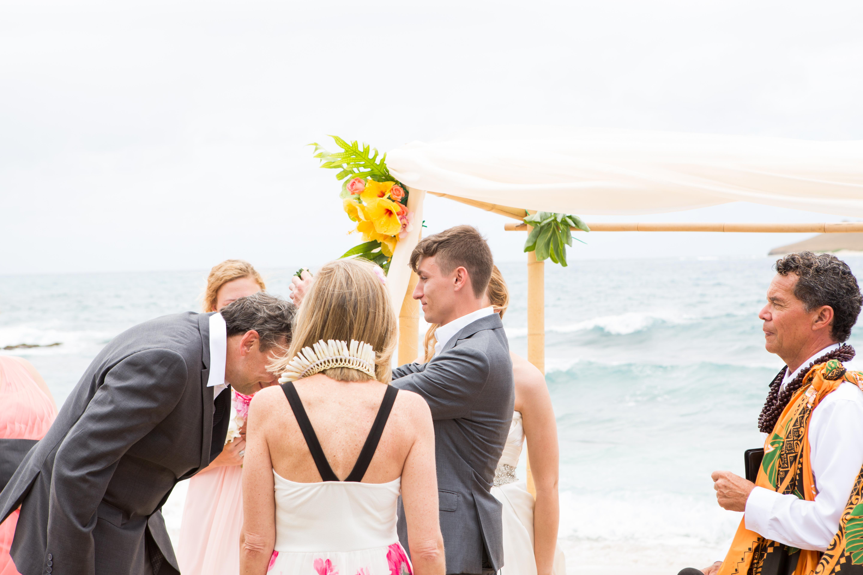 Hawaiian Wedding Ceremony -19