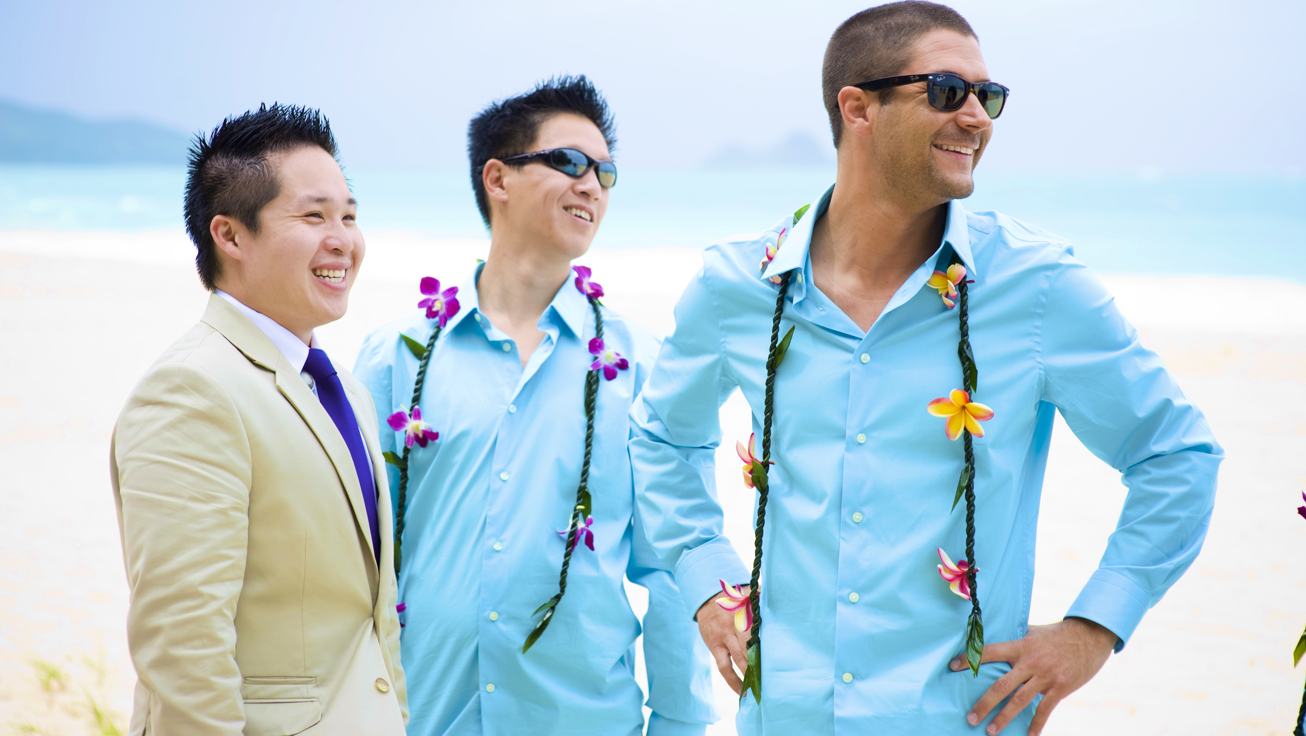 Hawaii groom photo